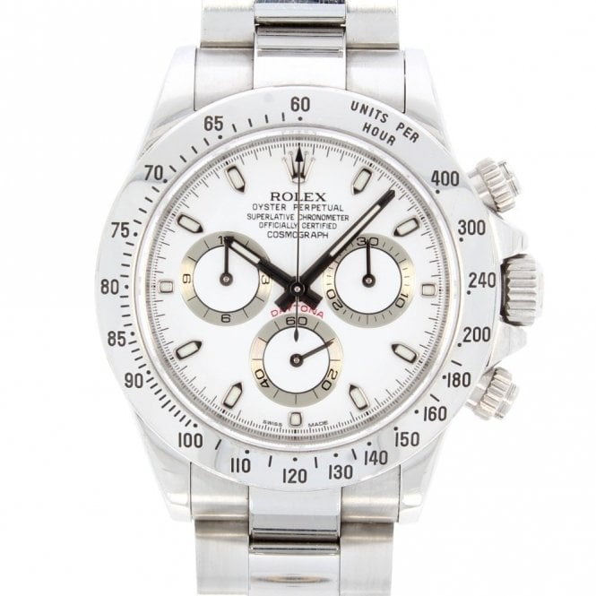 Sold Gents Rolex Daytona Cosmograph 116520 (BNEDS.SS 27.8.19)