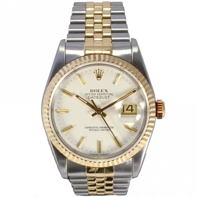Sold Gents Rolex Oyster Perpetual Datejust 11623