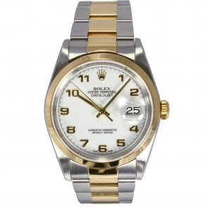 Gents Rolex Oyster Perpetual Datejust 16203