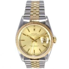 Gents Rolex Oyster Perpetual Datejust 16233