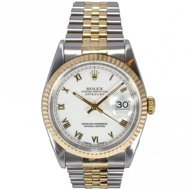 Sold Gents Rolex Oyster Perpetual Datejust 16233 (Ref. 1.7.17 NODS.SS)