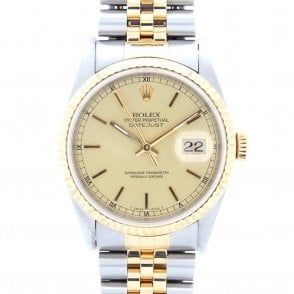 Gents Rolex Oyster Perpetual Datejust 16233 (ref. 2.3.20 NEDS.SS)