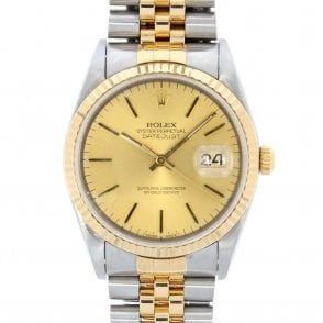 Gents Rolex Oyster Perpetual Datejust 16233 (ref. 28.05.19 NUDS.SS)
