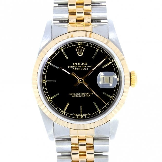 Gents Rolex Oyster Perpetual Datejust 16233 (ref. 8.2018 NEDS.SS)