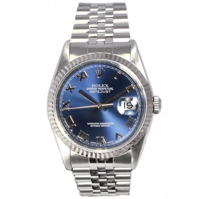 Sold Gents Rolex Oyster Perpetual Datejust 16234