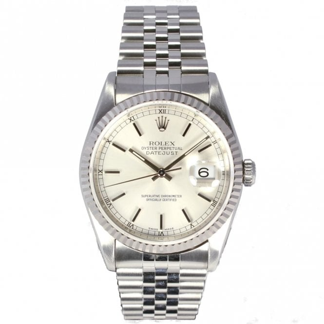 Sold Gents Rolex Oyster Perpetual Datejust 16234 (Ref. 18.11.17 UEDS.SS)