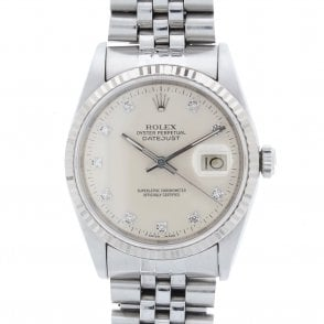 Gents Rolex Oyster Perpetual Datejust 16234 (ref. 28.12.2017 NODS.SS)