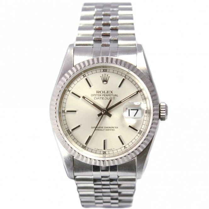 Sold Gents Rolex Oyster Perpetual Datejust 16234 (Ref. 7.3.17 UADS.SS)