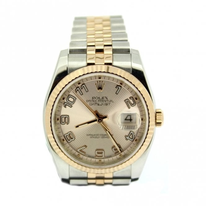 Gents Rolex Oyster Perpetual Datejust 2 116231 (Ref. 7.3.17 DRDS.SS)