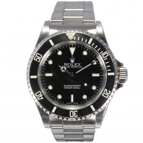 Gents Rolex Oyster Perpetual Submariner 14060M (Ref. 24.10.17 DNDS.SS)