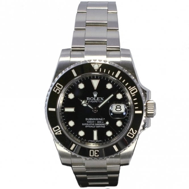 Sold Gents Rolex Oyster Perpetual Submariner Date 116610LN (Ref. 10.8.17 DAOD.SS)