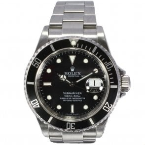 Gents Rolex Oyster Perpetual Submariner Date 16610 (Ref. 13.4.17 DRDS.SS)