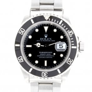 Gents Rolex Oyster Perpetual Submariner Date 16610 (ref. 2.11.19 RIDS.SS)