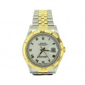 Gents Rolex Oyster Perpetual Thunderbird Turn-O-Graph 16263