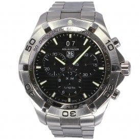 Gents Tag Heuer Aquaracer Grand Date CAF101E-BA0821