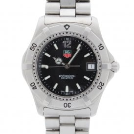 Gents Tag Heuer Professional 2000 WK 1110 (ref. 1.5.18 NEE.SS)