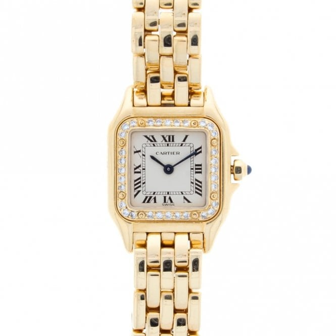 Sold Ladies Cartier Panthere 1070 (ref. 10.1.2018 UEEE.SS)