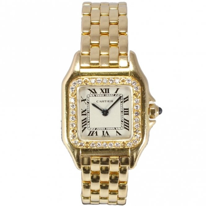 Sold Ladies Cartier Panthere 1070 (Ref. 25.11.17 UEDS.SS)