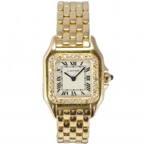 Ladies Cartier Panthere 1070 (Ref. 25.11.17 UEDS.SS)