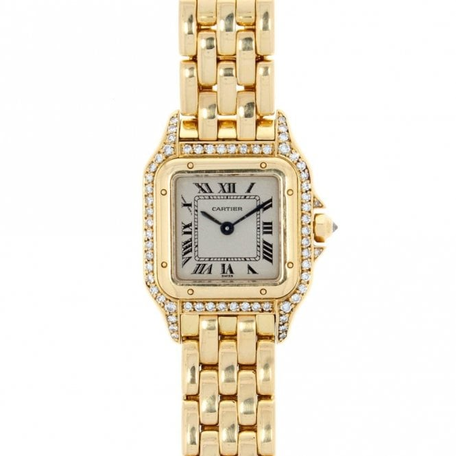 Sold Ladies Cartier Panthere 8057917C (ref 16.10.19 DEED.SS)