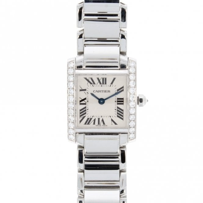 Sold Ladies Cartier Tank Francaise 2384 (UBDS.SS 11.19)