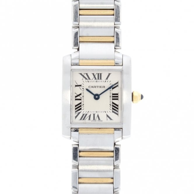 Sold Ladies Cartier Tank Francaise (ODDS.SS 30.5.19)