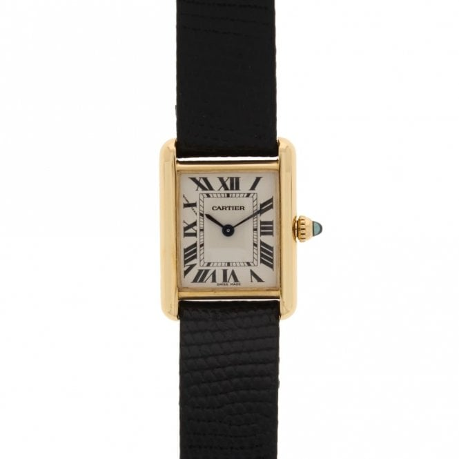 Sold Ladies Cartier Tank Louis 2442