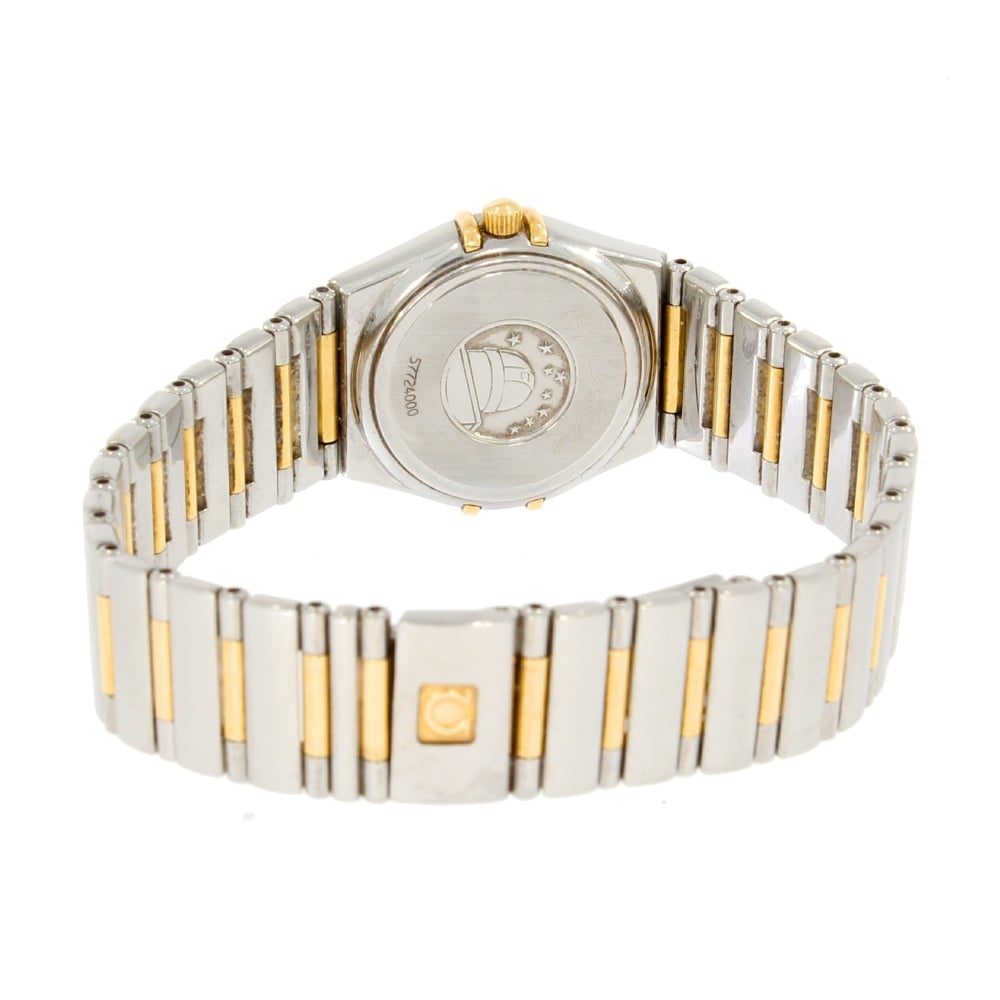 Sold Ladies Omega Constellation My Choice 1376