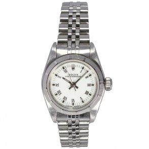 Ladies Oyster Perpetual Non-Date 67230 (Ref. 11.10.17 OBDS.SS)