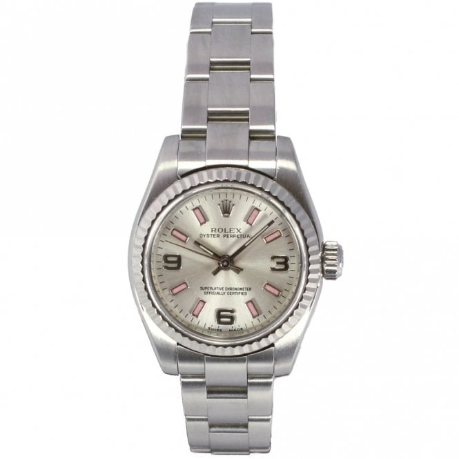Sold Ladies Rolex Oyster Perpetual 176234 (Ref. 5.7.17 UODS.SS)