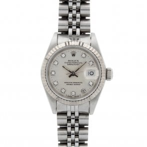 Ladies Rolex Oyster Perpetual Datejust 69174 (ref. 12.18 UUSS.SS)