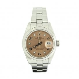 Ladies Rolex Oyster Perpetual Datejust 79160 (ref. OEDS.SS ##.##.2018)