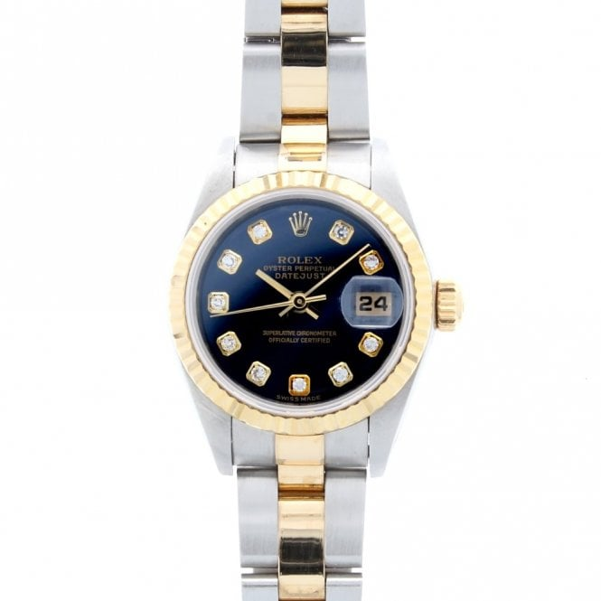 Sold Ladies Rolex Oyster Perpetual Datejust 79173 (3.12.18 DRSS.SS)
