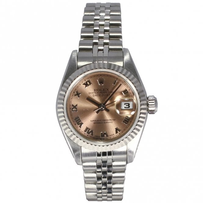 Sold Ladies Rolex Oyster Perpetual Datejust 79174