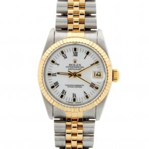 Ladies Rolex Oyster Perpetual Datejust Midi 68273 (ref. 08.19 NRDS.SS)