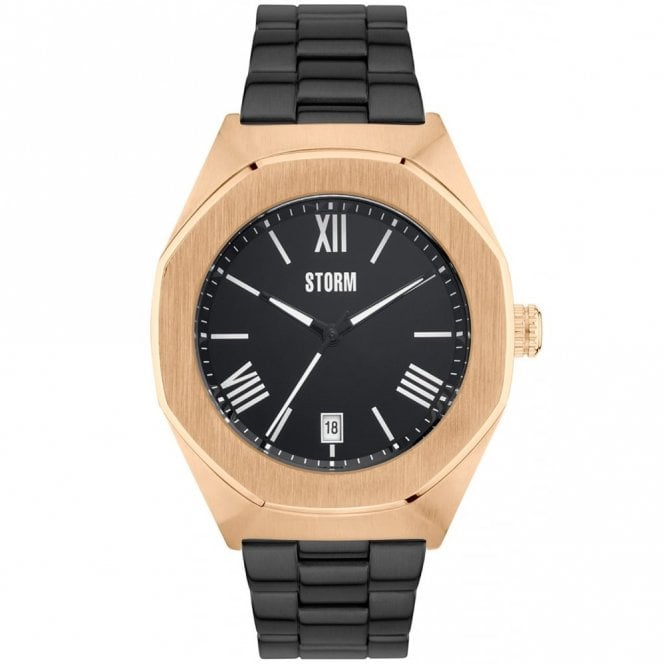 Storm Gents Cobain Metal Rose Gold 47353R/G