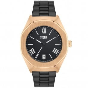 Gents Cobain Metal Rose Gold 47353R/G