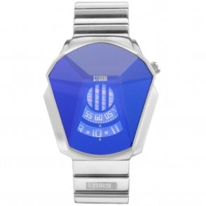 Gents Darth Lazer Blue 47001/B