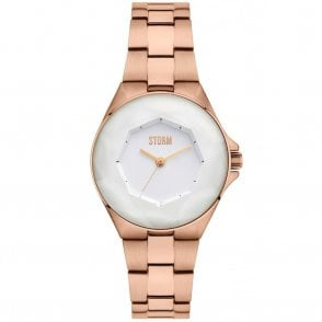 Ladies Crystana RG-White 47254/RG