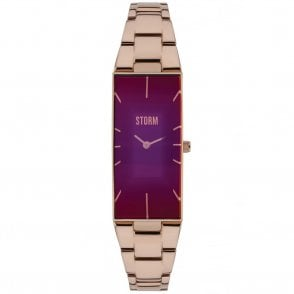 Ladies Ixia RG-Purple 47255/P