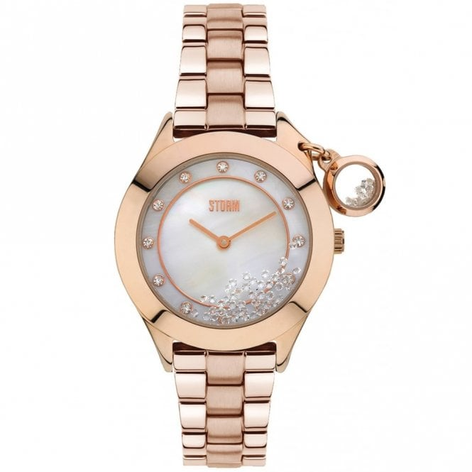 Storm Ladies Sparkelli Rose Gold 47222/RG