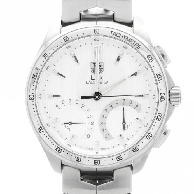 Tag Heuer Gents Link Chronograph CAT 7011 BAO952