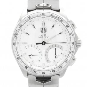 Gents Link Chronograph CAT 7011 BAO952
