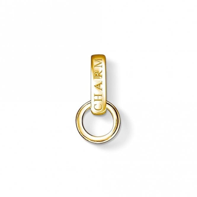 Thomas Sabo Gold Plated Charm Carrier