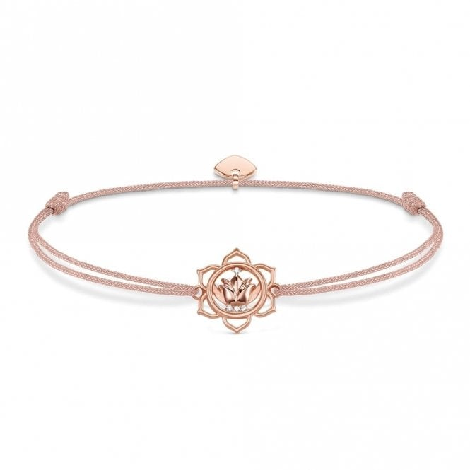 Thomas Sabo Little Secret Lotus Flower LS016-898-19-L20