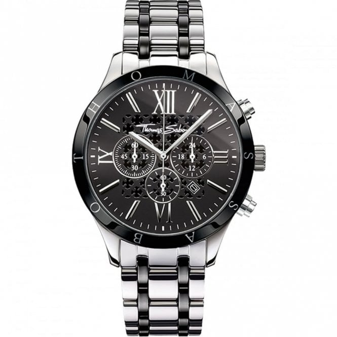 Thomas Sabo Rebel At Heart WA0139-222-203-43MM