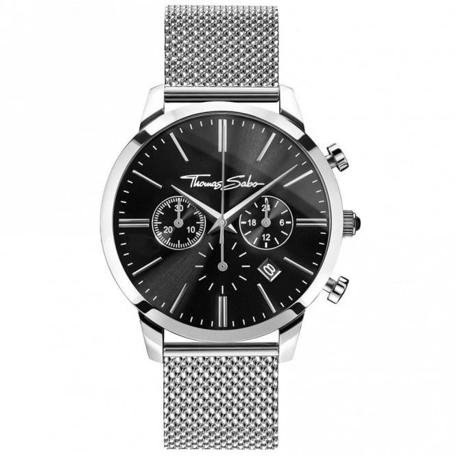 Thomas Sabo Rebel Spirit Chrono WA0245-201-203-42MM