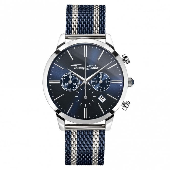 Thomas Sabo Rebel Spirit Chrono WA0285-281-209-42MM