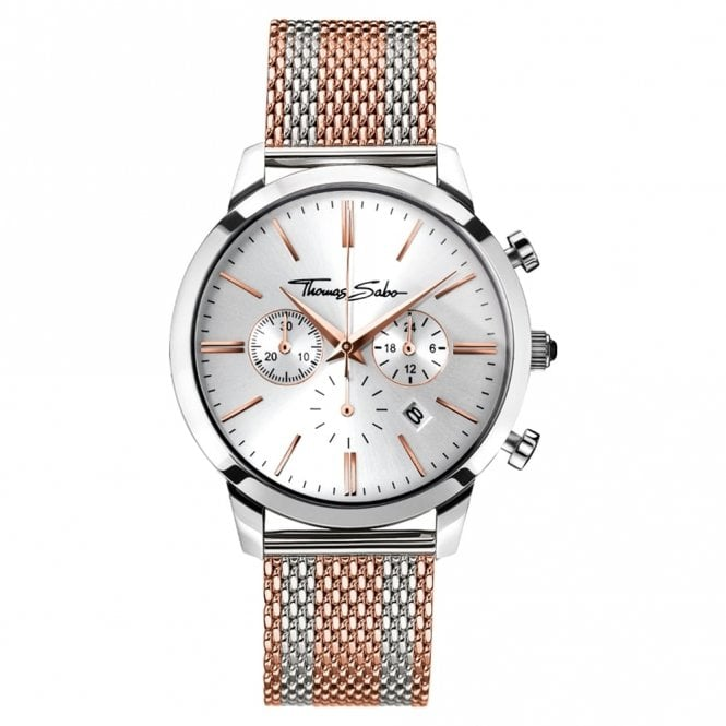 Thomas Sabo Rebel Spirit Chrono WA0287-283-201-42MM