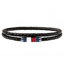 Double Wrap Bracelet Black (2790056)